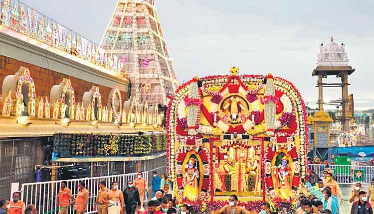 శ్రీవారి ఆలయంలో శాస్ర్తోక్తంగా ఆణివార ఆస్థానం